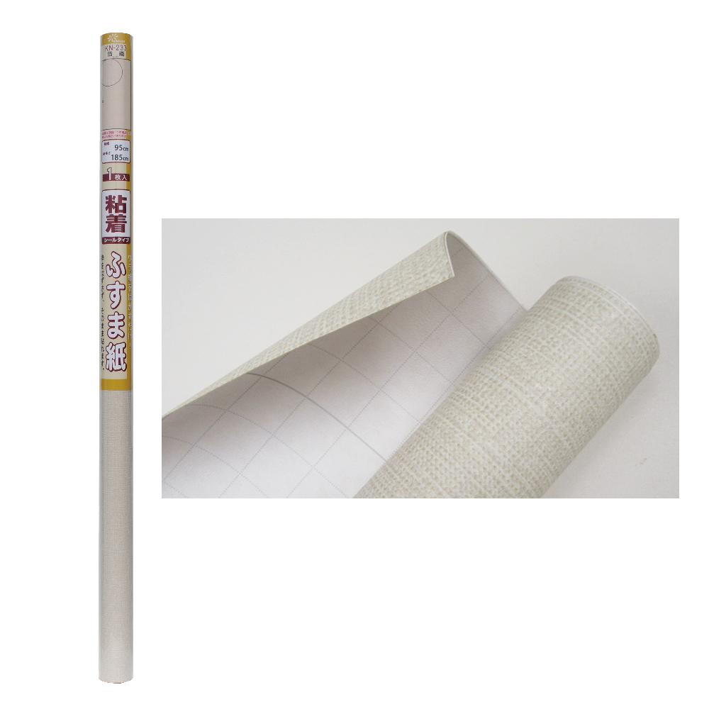 粘着ふすま紙箔織 KN237