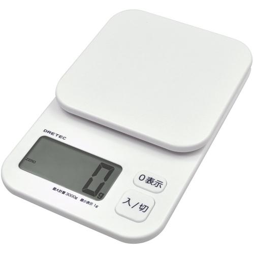 ドリテック デジタルスケールトルテ 3kg
