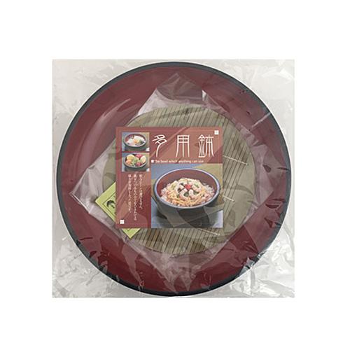 桃山鉢 27cm 竹す付