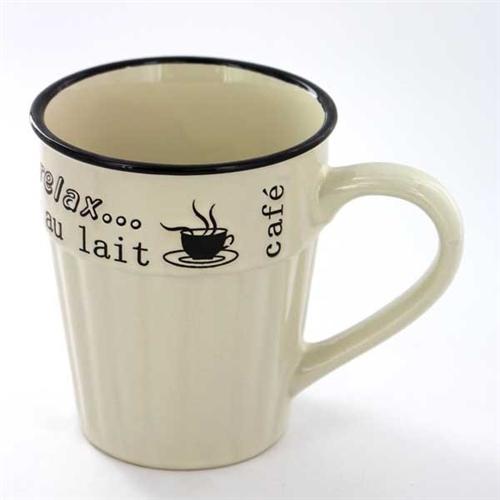 ENJOYCAFE マグカップ ホワイト