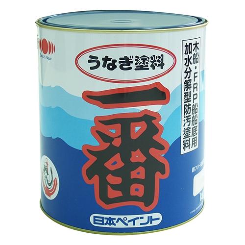 うなぎ塗料一番 2K ブルー