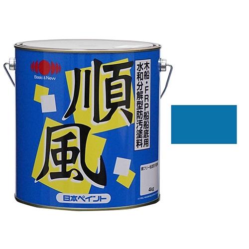 順風 4KG ブルー