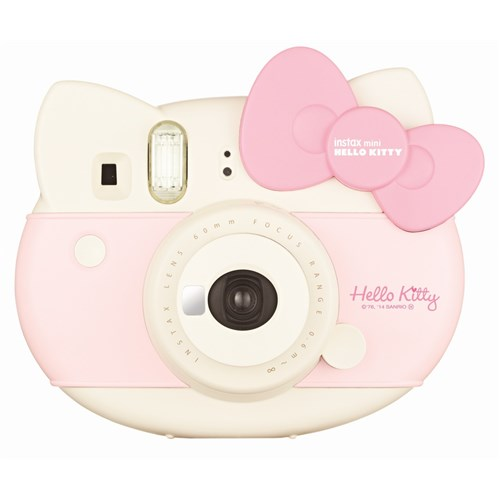 チェキ instax mini HELLO KITTY  ※INS MINI KIT CAMERA PK