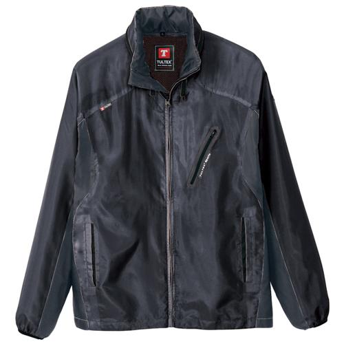フードインジャケット 10301 チャコール 3L
