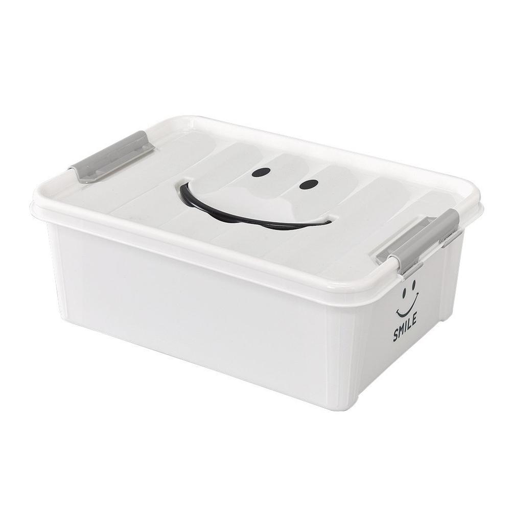 SPICE(スパイス) スマイルボックス ホワイト Sサイズ SFPT1510WH