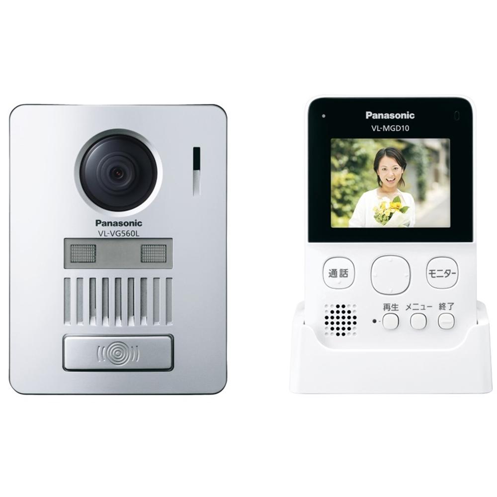 パナソニック(Panasonic) ワイヤレスドアホン VL−SGD10L