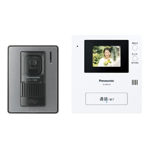 ☆ パナソニック(Panasonic) テレビドアホン VL−SV19K 電源コード式