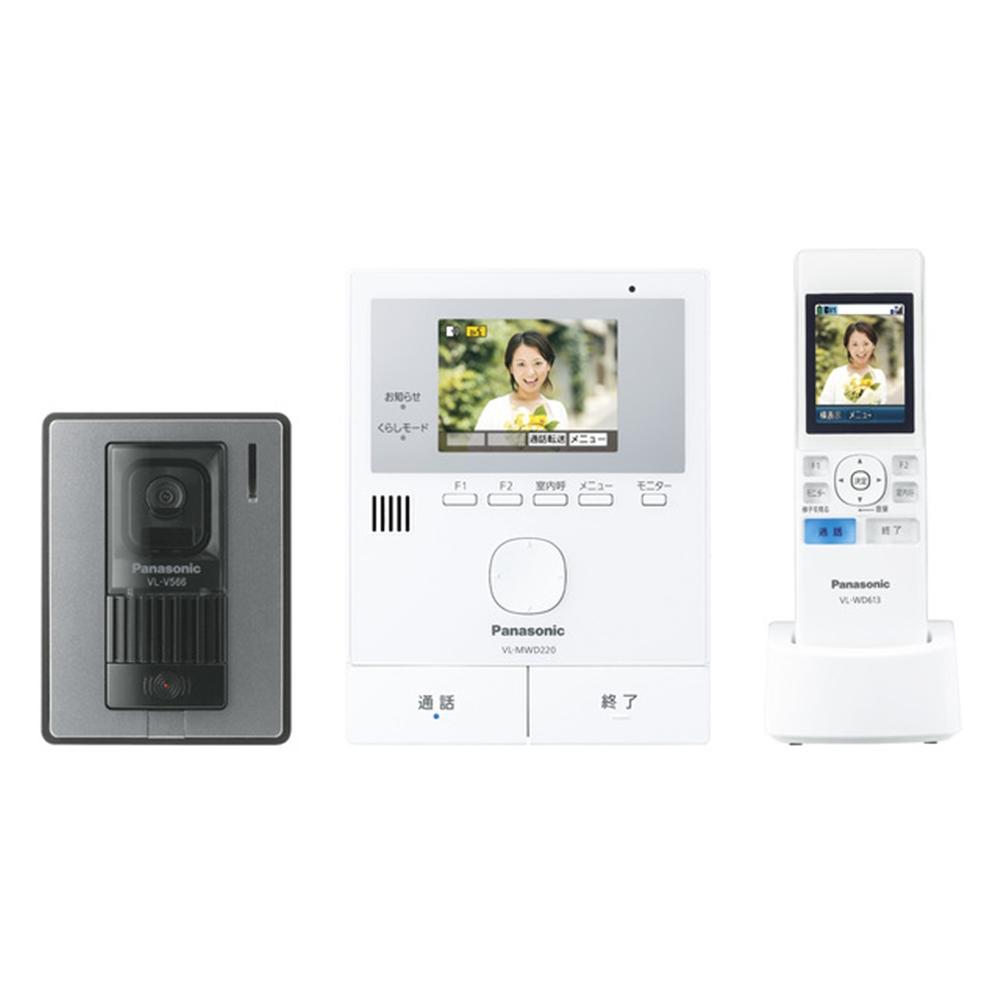 パナソニック(Panasonic) テレビドアホン(P)VL−SWD220K