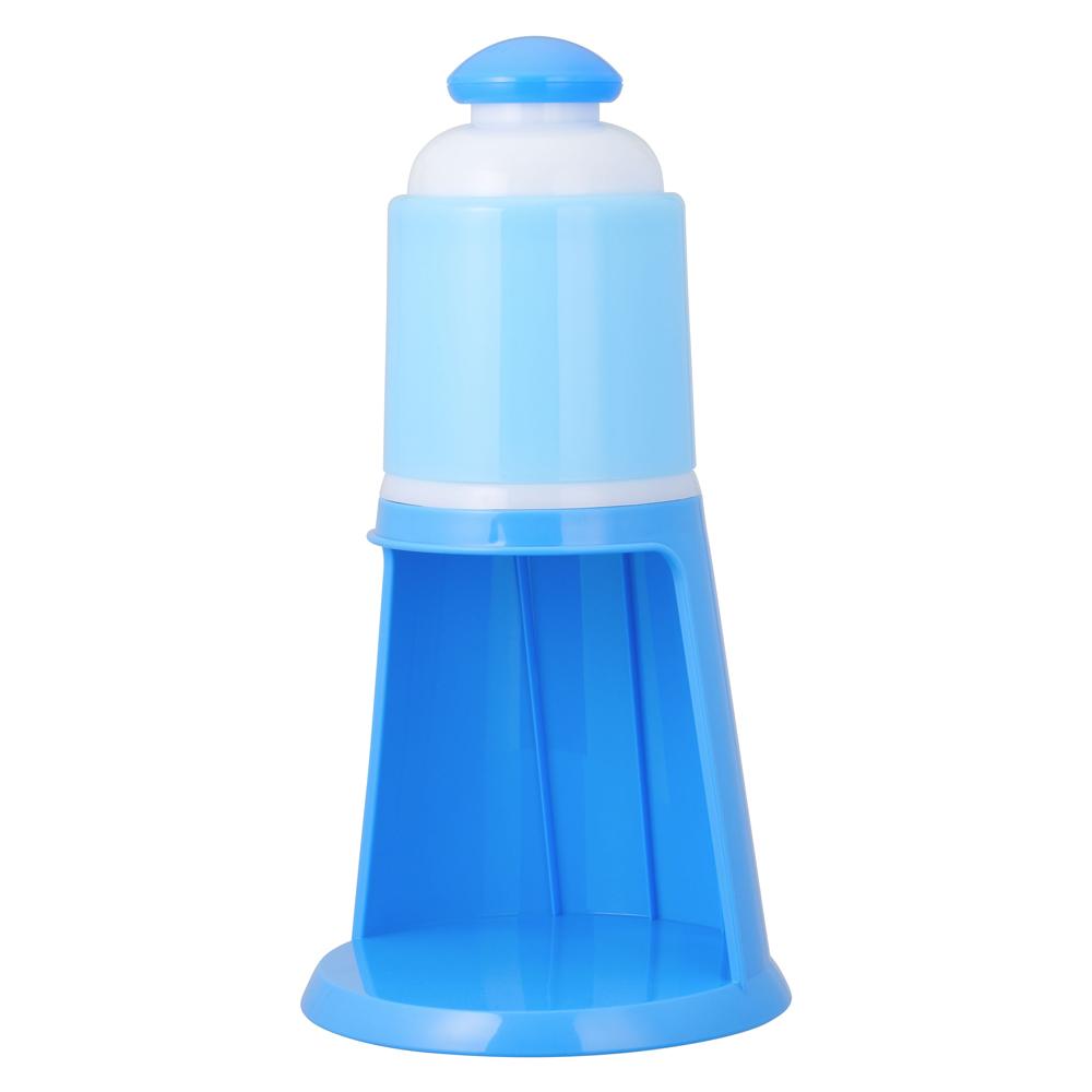 電動氷かき器 ブルー DIN−1852B