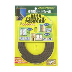 すき間モヘアシール ゴールド 6mm×6mm×2m
