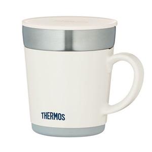 サーモス(THERMOS) 保温マグカップ JDC−351 WH