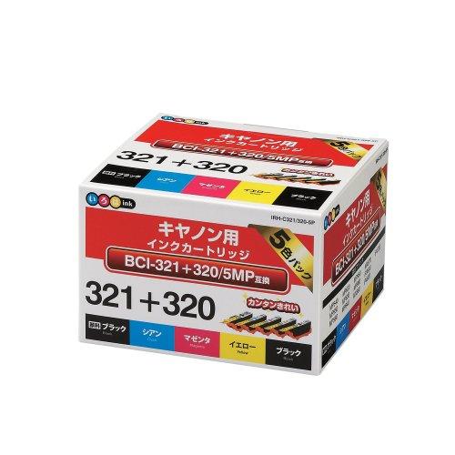 互換インク IRH−C321/320−5P
