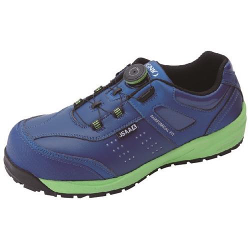 イグニオ 安全靴 ダイヤル IGS1037NV29.0