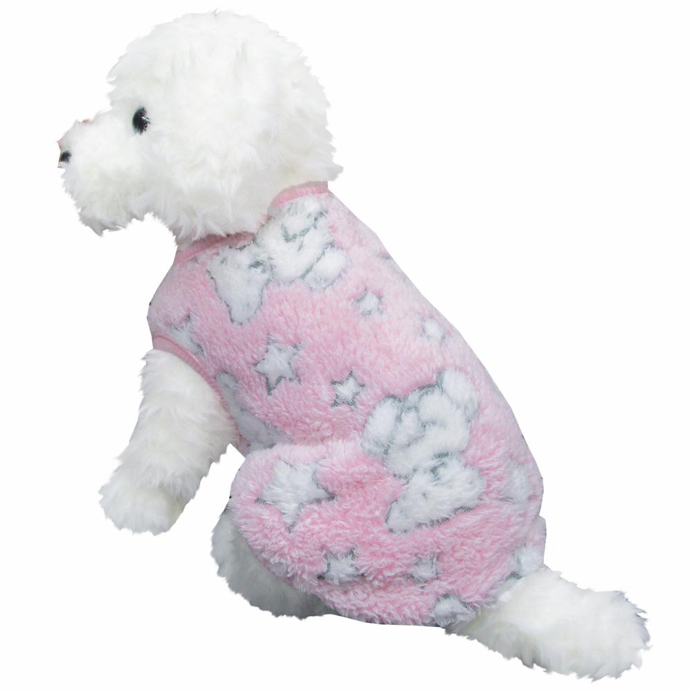 ベア ピンク DMサイズ ペットウェア ペット服 かわいい おしゃれ 北欧