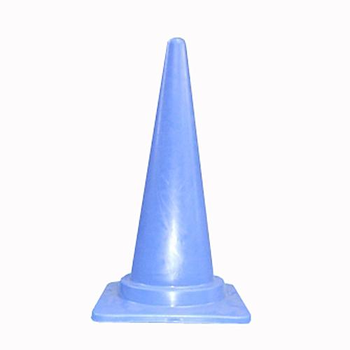 カラーコーン ブルー 700×380PE