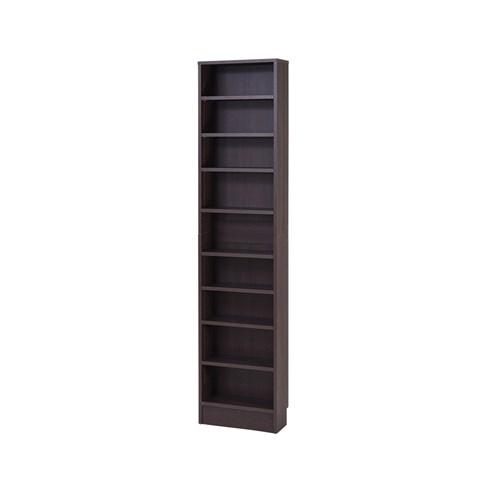MEMORIA 棚板が1cmピッチで可動する 薄型オープン幅41.5