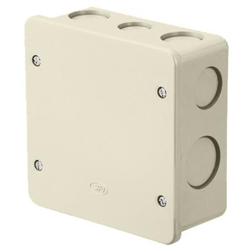 日動電工 アウトレットボックスAタイププレート付大深型 4OBL5APJHW