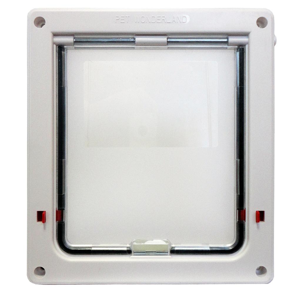 フラップドア Sサイズ ホワイト