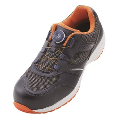 イグニオ 安全靴 ダイヤル IGS1018NV27.5