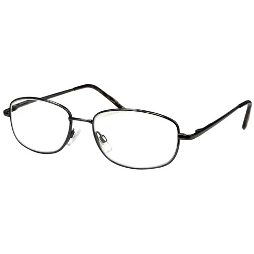 老眼鏡メタルDR35+1.5