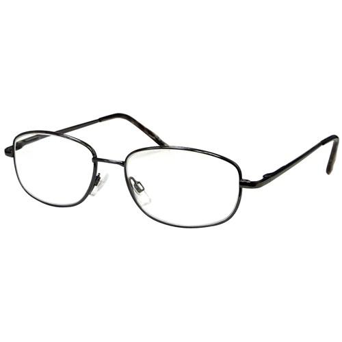 老眼鏡メタルDR35+2.5