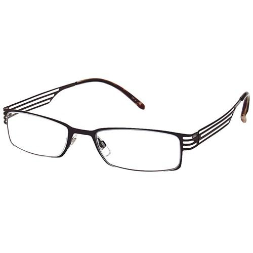 老眼鏡 こだわり形状DR39 +2.5