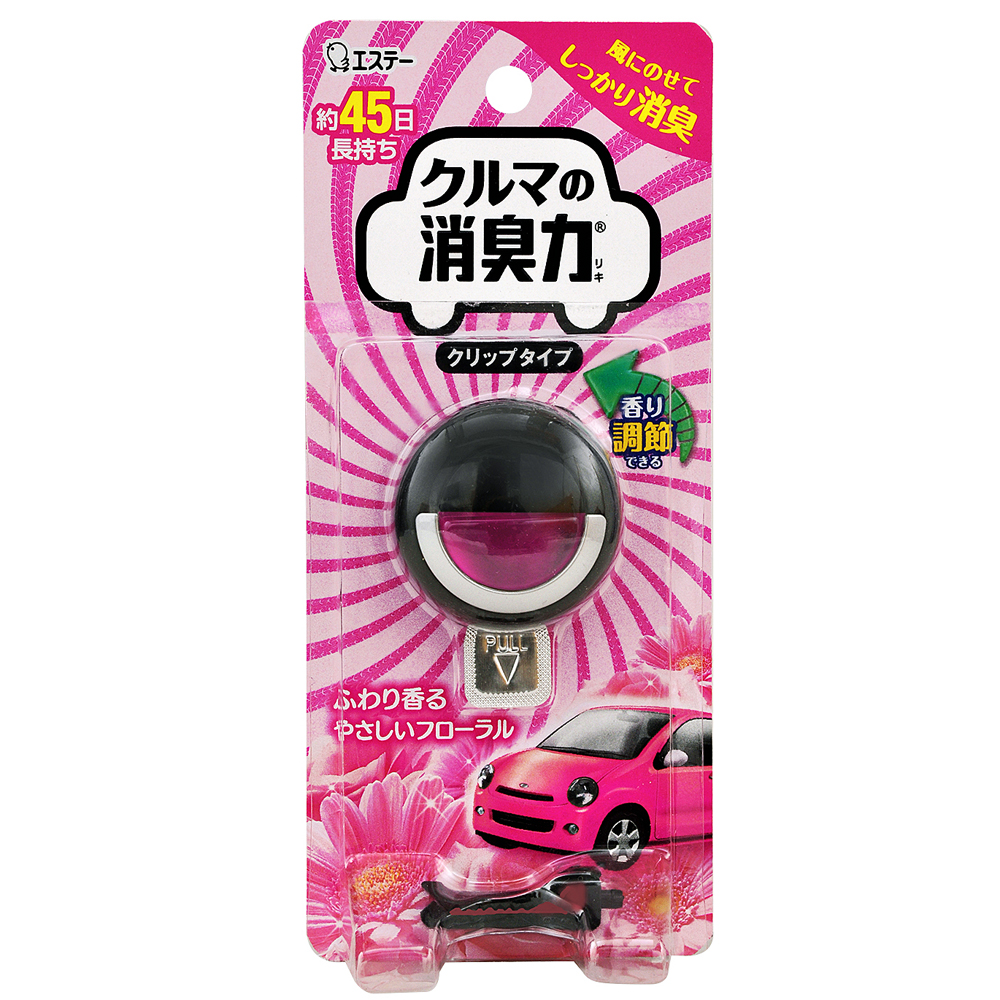 車の消臭力クリップ 12494