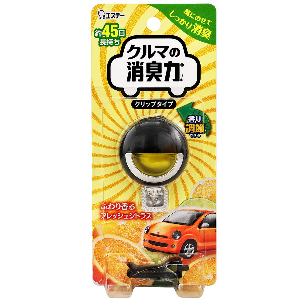 車の消臭力クリップ 12495