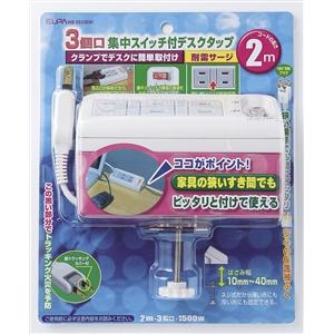 デスクタップ WB−DS32B(W)