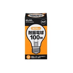 耐振球100W EVP110V100WA60C