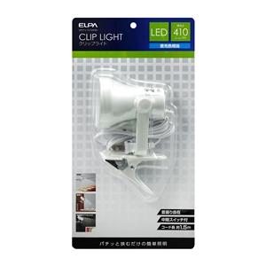 LEDクリップライト SPOT−L101D(PW)