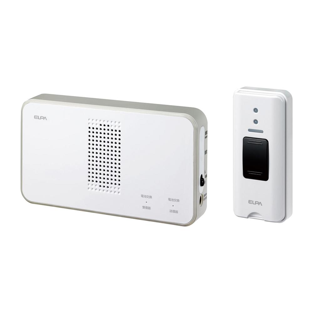 ELPA 受信器+押ボタン送信器セット EWS-S5030