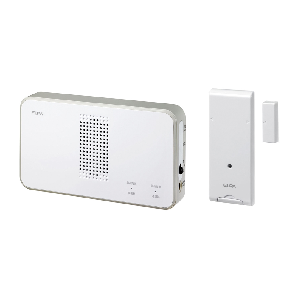 ELPA 受信器+ドアセンサー送信器セット EWS-S5034
