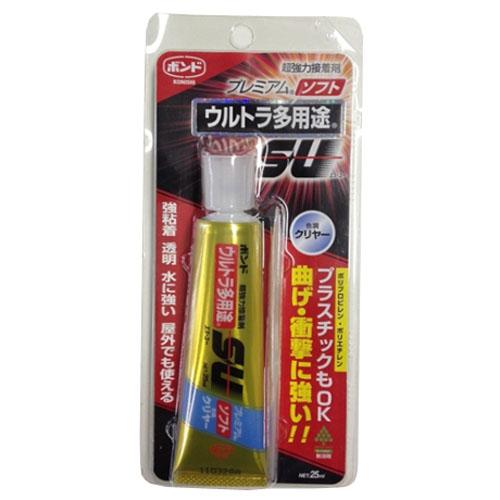 コニシ(Konishi)  ウルトラ多用途SU ソフト 25ml