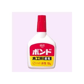 コニシ(Konishi)  木工用接着剤ボンド 木工用速乾 180g #10832