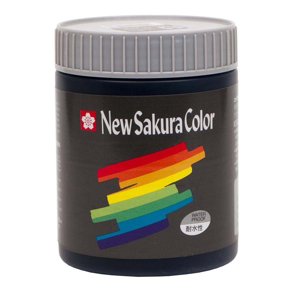 ニューサクラカラー600ml 黒