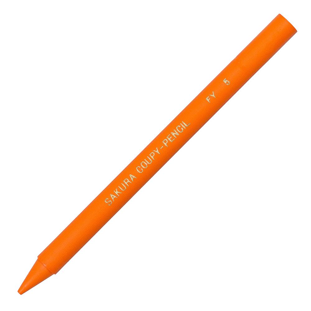 ク−ピ−ペンシル バラ 橙