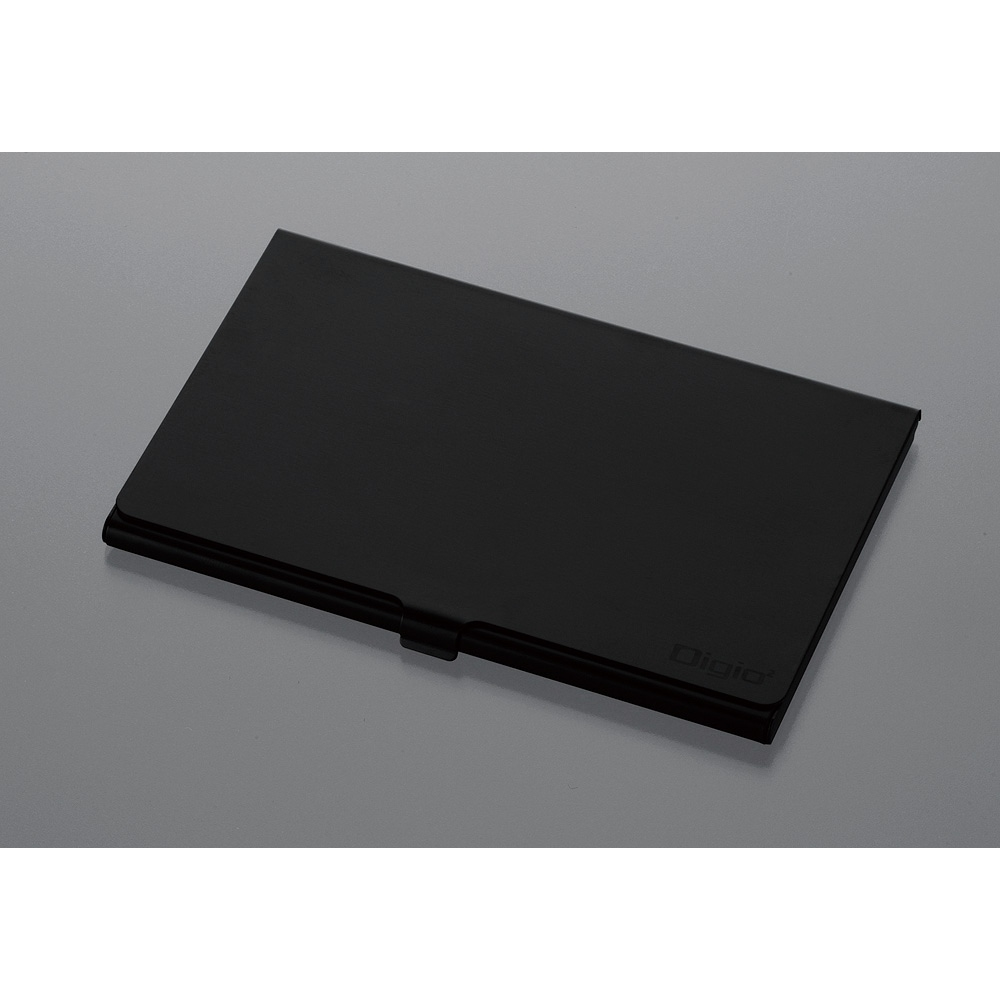 ナカバヤシ(Nakabayashi)  SDカードケースBK MCC−1000BK
