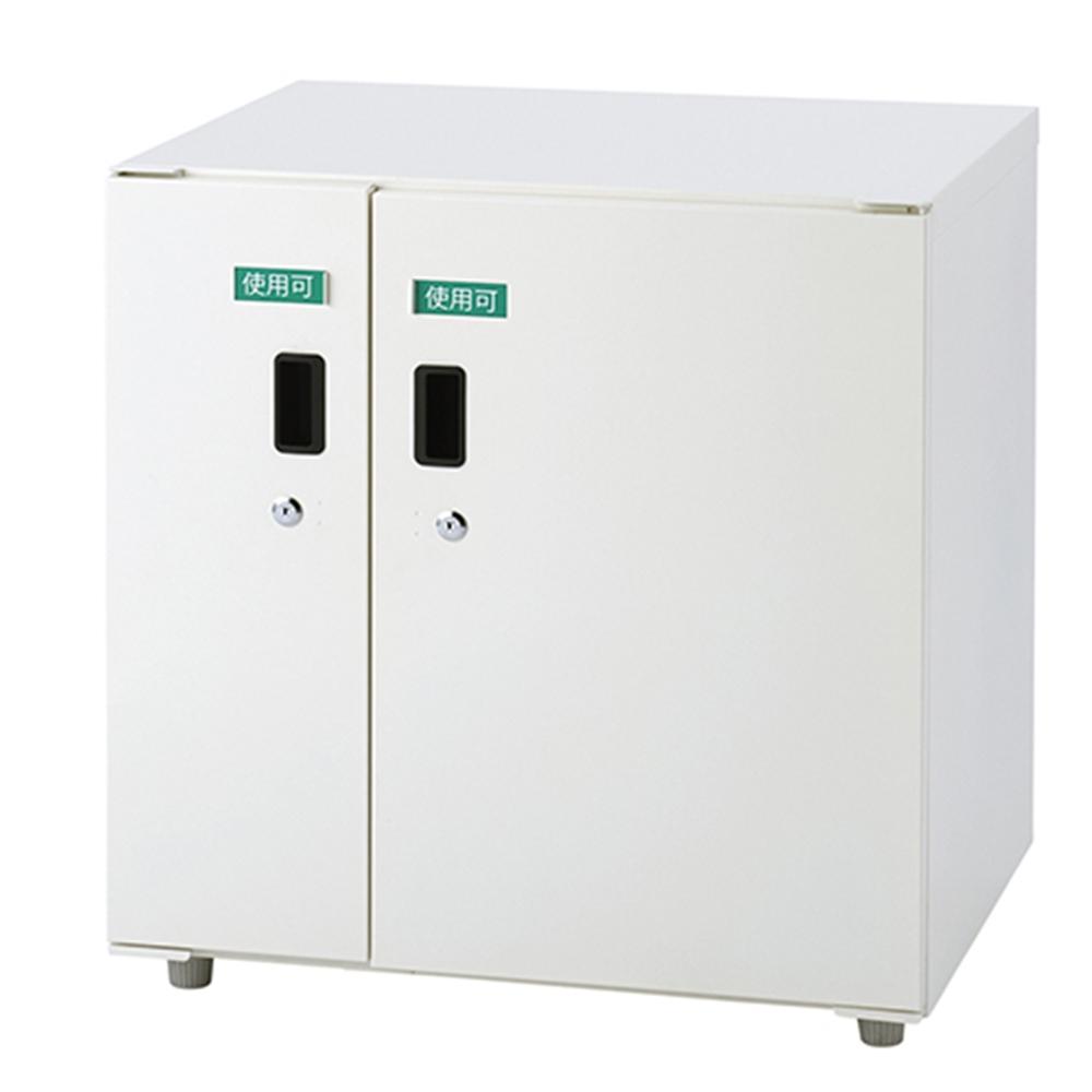 宅配ボックス2枚扉アイボリー STB−301−IV