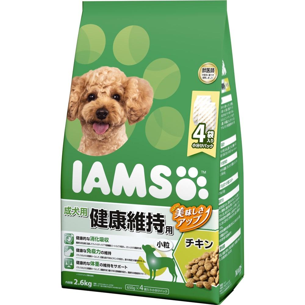 アイムス 成犬用 健康維持用 チキン 小粒 2.6kg