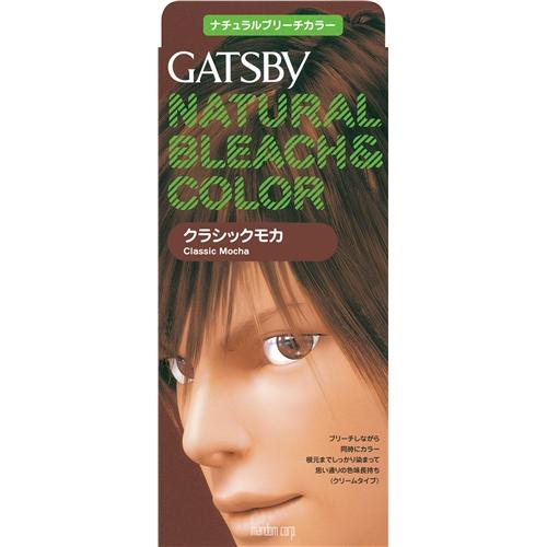 ギャツビー ナチュラルブリーチカラー (医薬部外品)1剤35g・2剤70ml