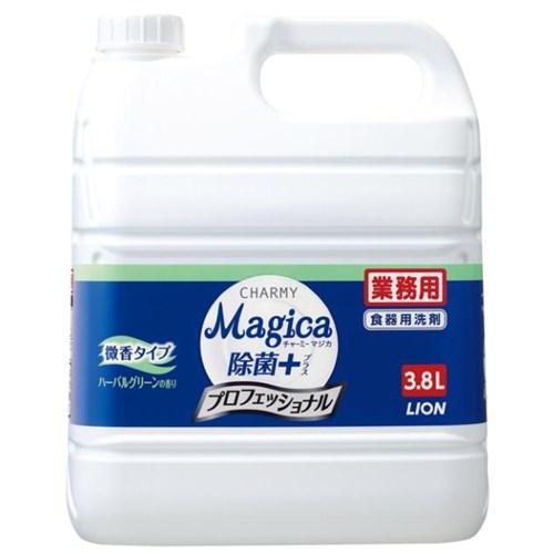 Magica除菌+ハーバルグリーンの香り3.8L
