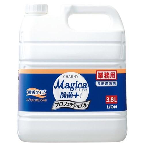 Magica除菌+スプラッシュオレンジ 3.8L
