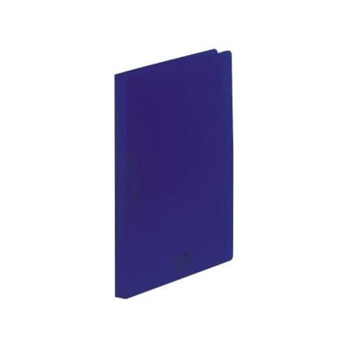 AQUADROPsスーパーパンチレスファイルA4・S型11藍F−5030