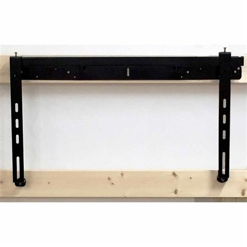 テレビ壁掛け金具 黒 WAT−017 32V−52V