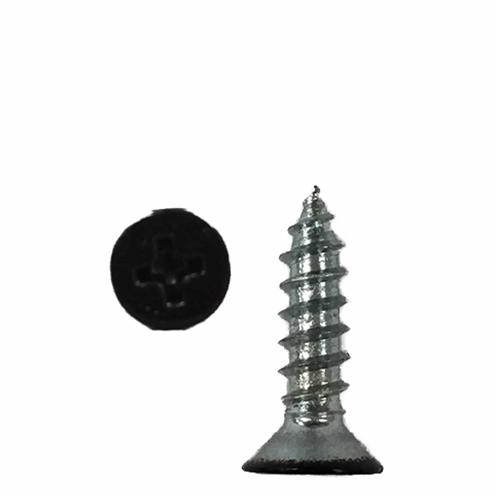 1×4用タッピング 黒 WAT−019 4X16 50P入り
