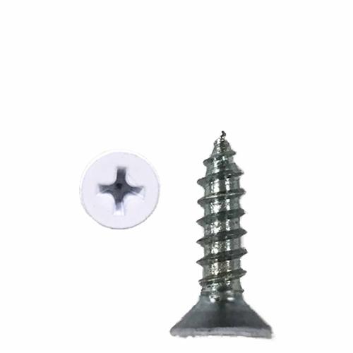 1×4用タッピング 白 WAT−020 4X16 50P入り