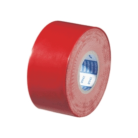 ビニールテープ広幅S 赤 38mm×20m 352155