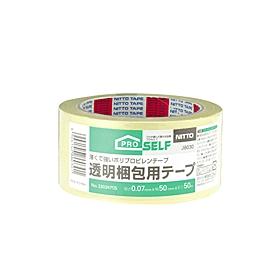 透明梱包テープ 50mm×50mJ6030 J6030