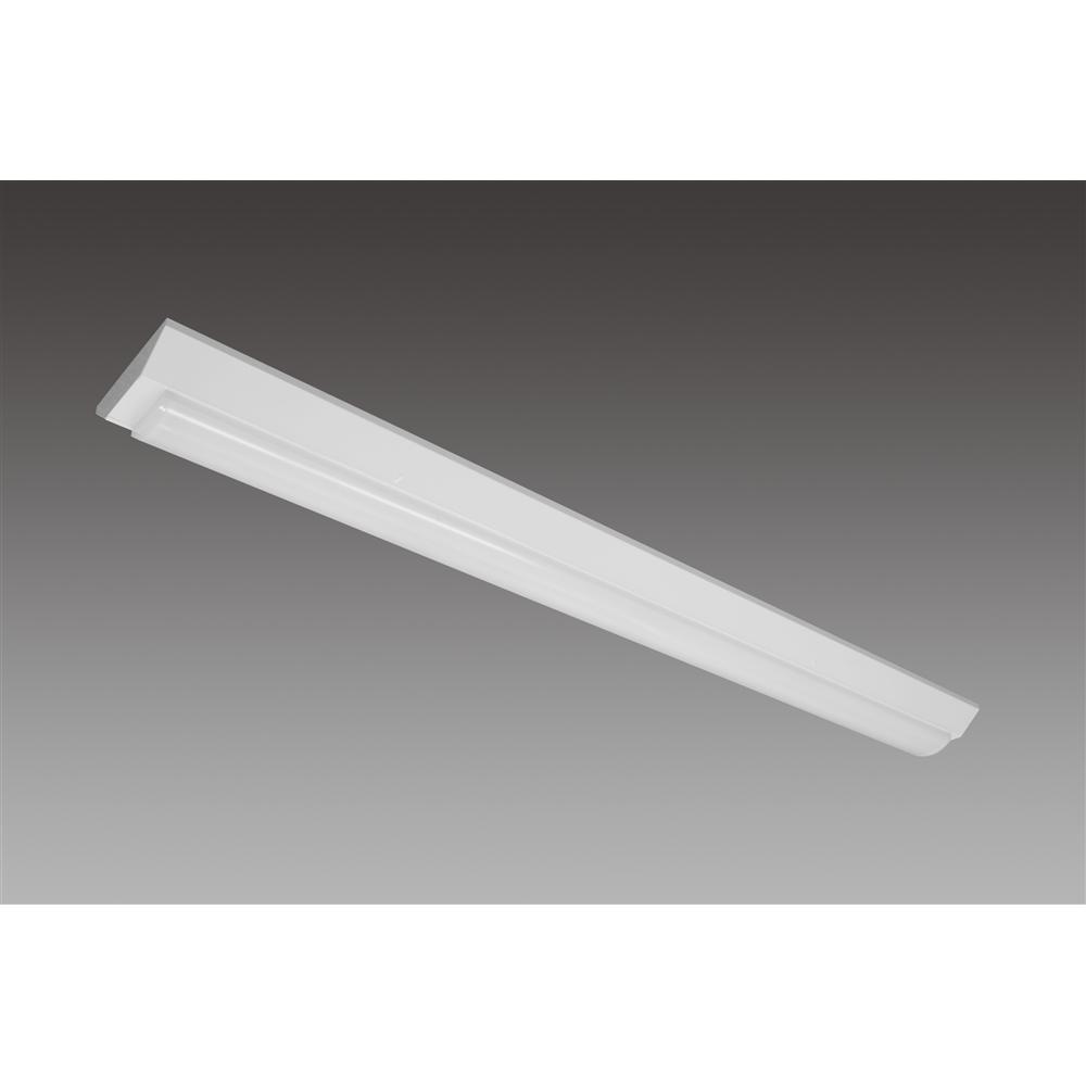 NEC LEDベースライト Nuシリーズ 昼白色 MVDB40012K1/N−8